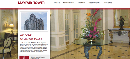Work Performed:<br />Responsive Web Design<br />WordPress CMS<a class='view-btn' href='http://mayfairtower.com/' target='_blank' rel='nofollow'>&raquo; view website</a>